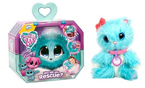 Little Live Scruff-A-Luvs Plush Mystery Rescue Pet - Blue $6.32 FS w/ Prime