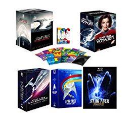Star Trek DVD and BluRay Sale: Star Trek Trilogy - The Kelvin Timeline $18.49 and More
