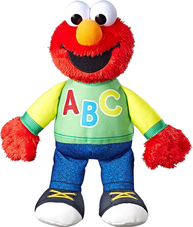 Playskool Sesame Street Singing ABC's Elmo $10.49
