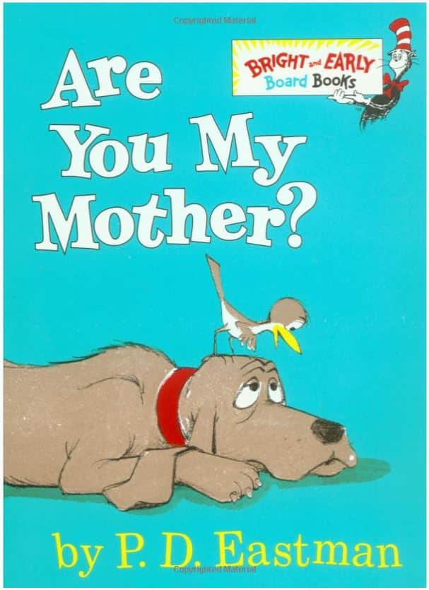 Dr. Seuss' Are You My Mother $2.17 (Board Book) and More - FS w/ Prime