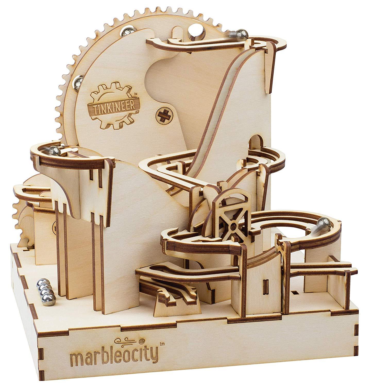Marbleocity Wood Dragon Coaster Maker Kit for Marbles $26.10 FS w/ Prime