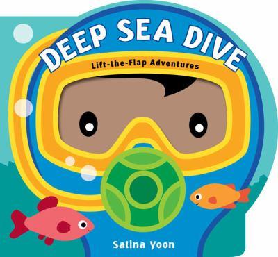 Deep Sea Dive (Lift-the-Flap Adventures) Board Book $2.23 FS w/ Prime