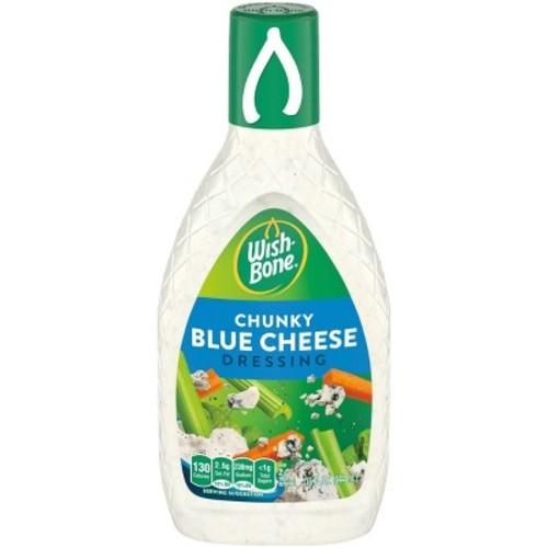 Wish-Bone Chunky Blue Cheese Salad Dressing - 15oz $1.39 AC w/ S&S