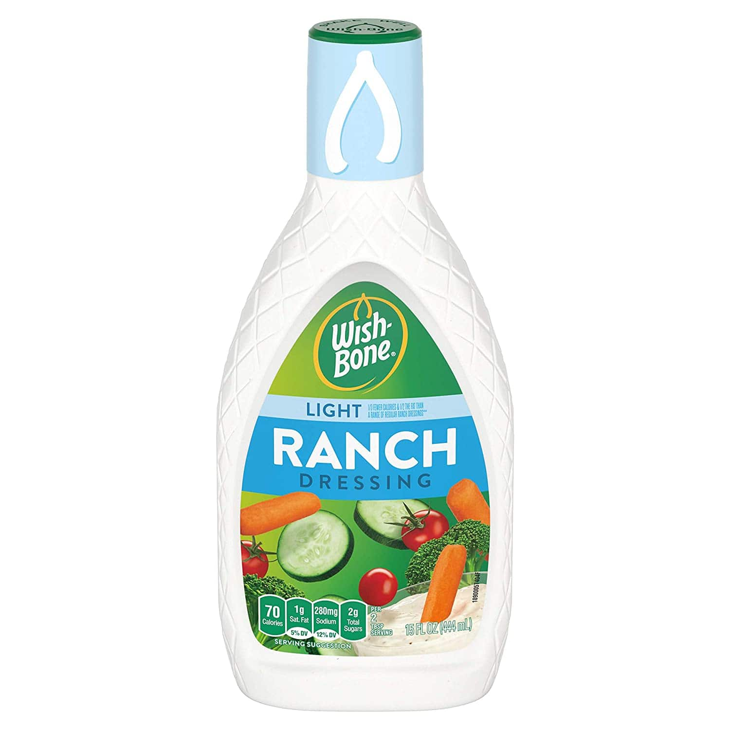 Wish-Bone 15oz Salad Dressings: Light Ranch $1.67, Creamy Caesar or Ranch $1.70 & More - FS w/ S&S
