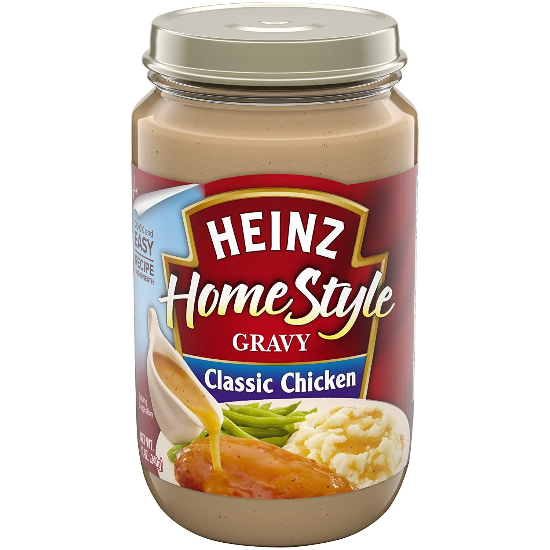 Heinz Home-Style Classic Chicken Gravy, 12 oz Jar $1.51 FS w/ S&S