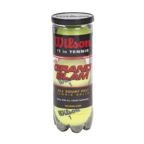 Wilson Tennis Balls WRT1043 3-Pack Grand Slam Tennis Balls $1.92 FS w/ Prime