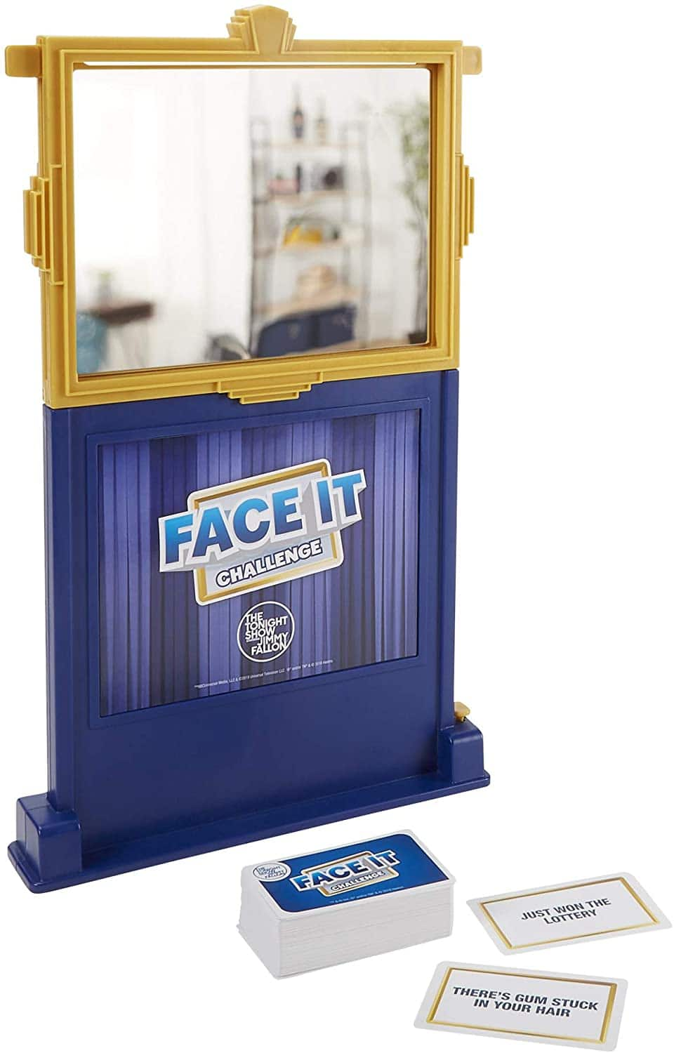 Hasbro Gaming The Tonight Show Starring Jimmy Fallon Face It Challenge Party Game $3.88 - FS w/ Prime