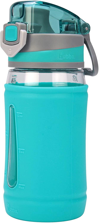 Bubba Flo Silicone Kids Water Bottle, 16 oz, Mint $4.85 FS w/ Prime