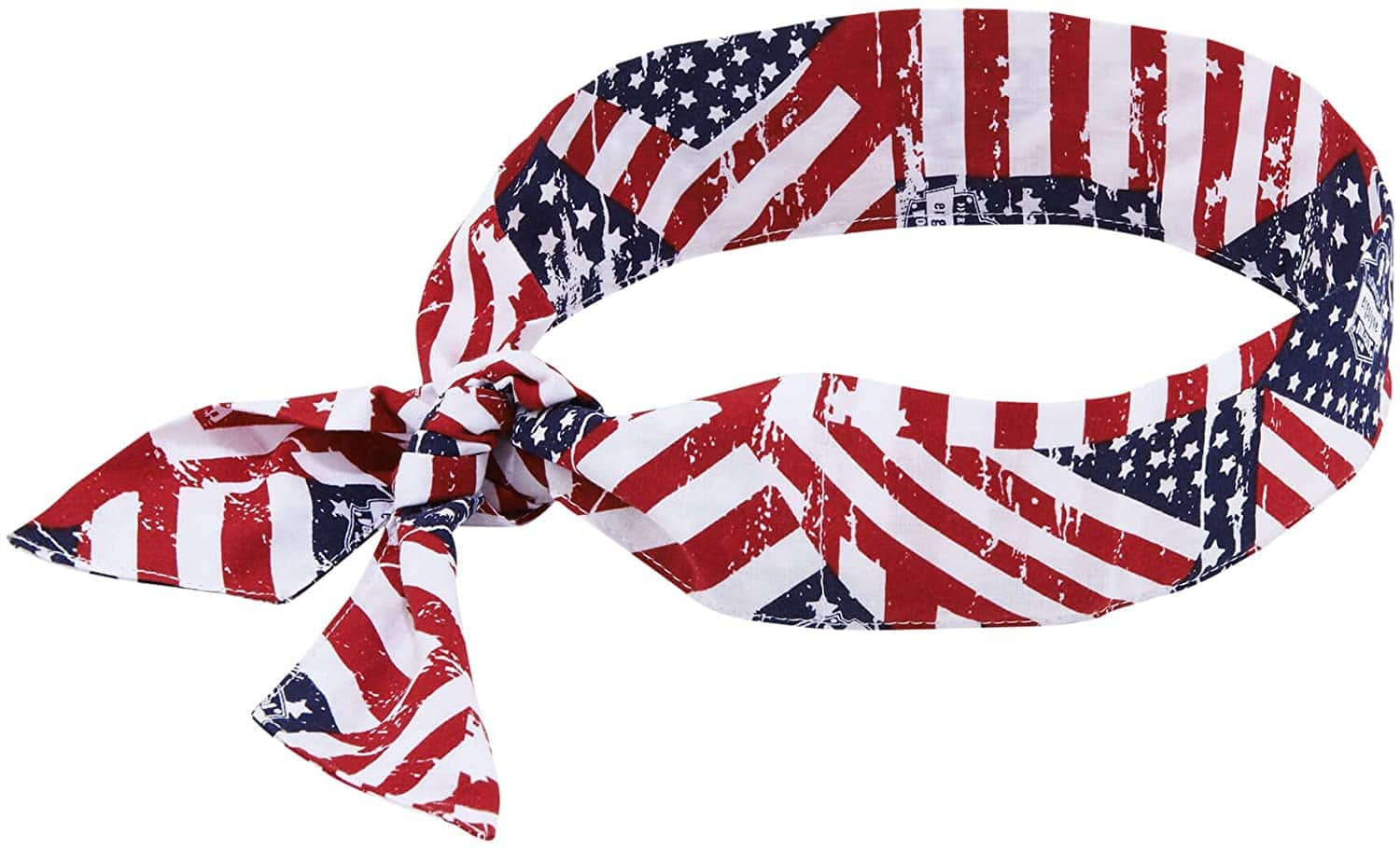 Chill-Its Evaporating Cooling Bandana. Stars and Stripes - $1.28 - FS w/ Prime