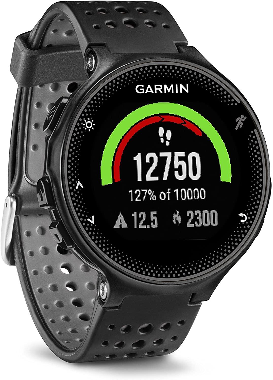 Garmin Forerunner 235, GPS Running Smart Watch - Black/Gray - $139.99 + Free Shipping (Amazon)
