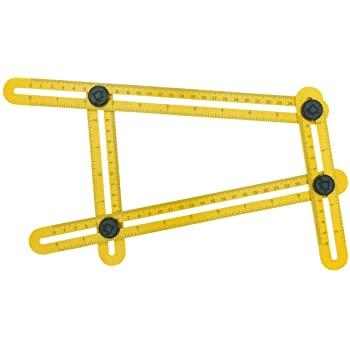 General Tools 836-A Angle-Izer Fiberglass Filled Nylon Template Tool - $3.10 - FS w/ Prime