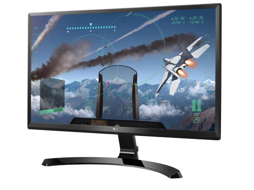 "24"" LG 24UD58-B UHD 4K IPS Freesync monitor-$249 with promo code on Newegg $249.99"