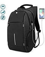 Buy one Laptop Backpack with USB port for $12.99, get second backpack FREE