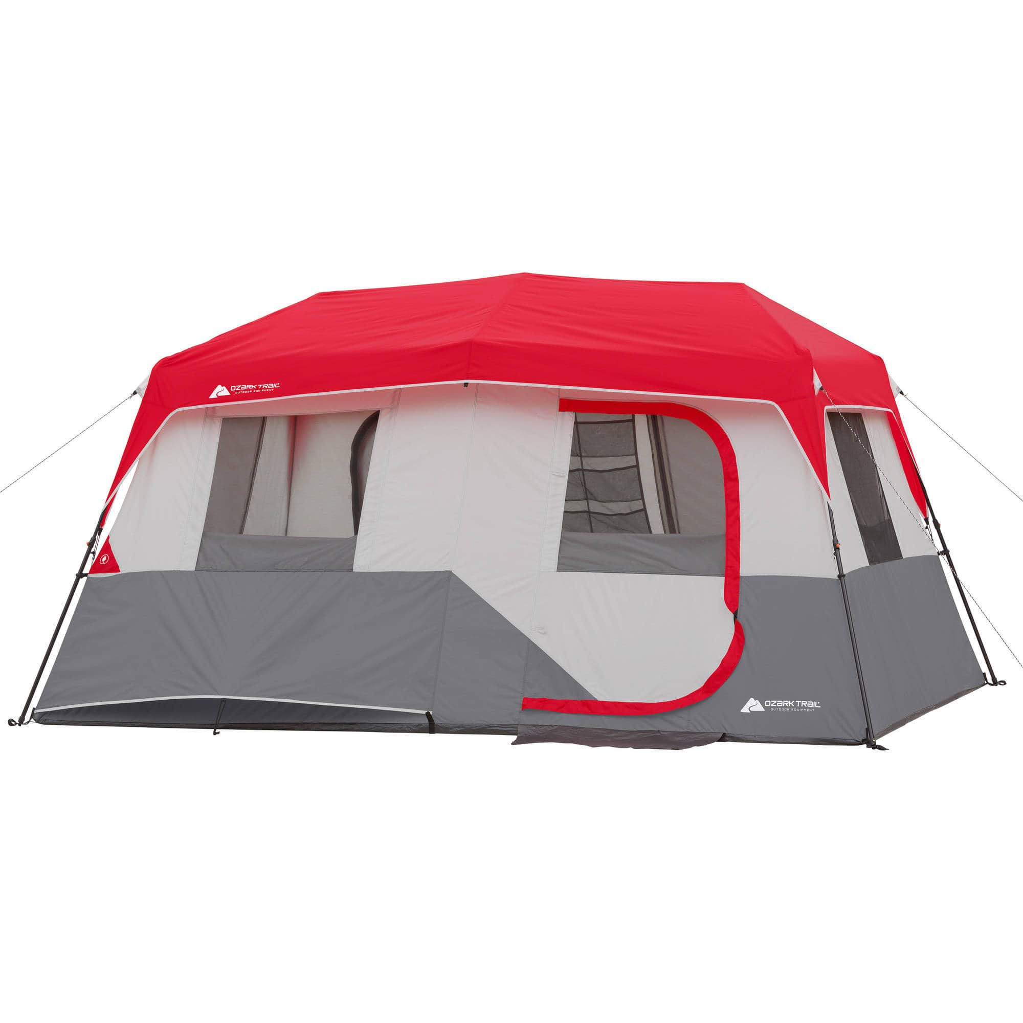 Deal Image  sc 1 st  Slickdeals & Ozark Trail 8-Person Instant Cabin Tent w/ Rainfly - Slickdeals.net