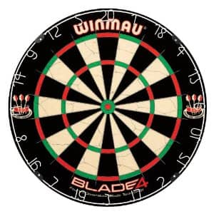 Winmau Blade 4 Bristle Dartboard - $43.68 on Amazon