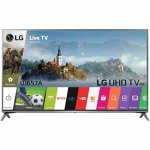 "75"" LG 75UJ657A 4K Ultra HD Smart LED HDTV $1099 + Free Local Delivery @ Frys Stores"