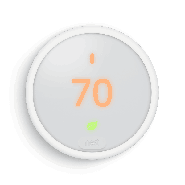 Nest Thermostat E + Google Home Mini $84.50+Tax For ComEd Customers $98.02