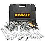 118 Piece DeWalt Mechanics Tool Set $79.98 + Free Shipping