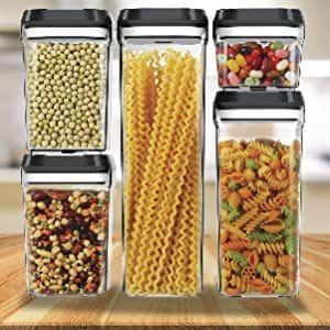 SAVE 31 NOW Royal Air Tight Food Storage Container Set 5 Piece