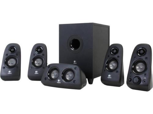 Logitech Z506 5.1 Surround Sound Speakers 980-000430 $41.99