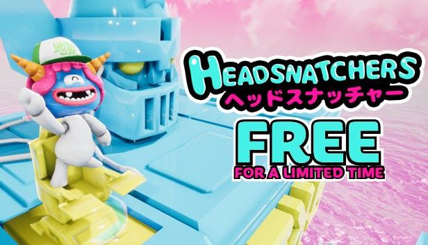 Humble Bundle - Headsnatchers free game