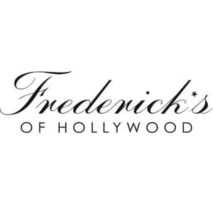 Fredericks Of Hollywood- 30% off with code