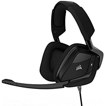 CORSAIR - VOID Surround Hybrid Wired Stereo Gaming Headset for PC, PlayStation 4, Xbox One - Carbon $44.99 @ Bestbuy
