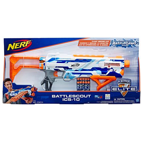 Nerf N-Strike Elite BattleScout ICS-10 BattleCamo $19.97