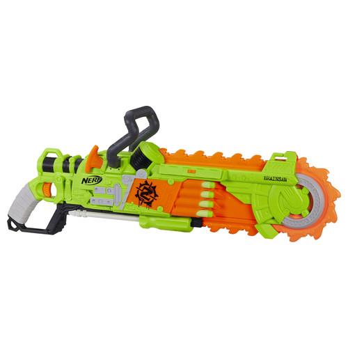 Nerf Zombie Strike Brainsaw Blaster $12.49