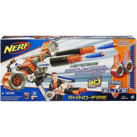 Nerf N-Strike Elite Rhino-Fire Blaster $49.97