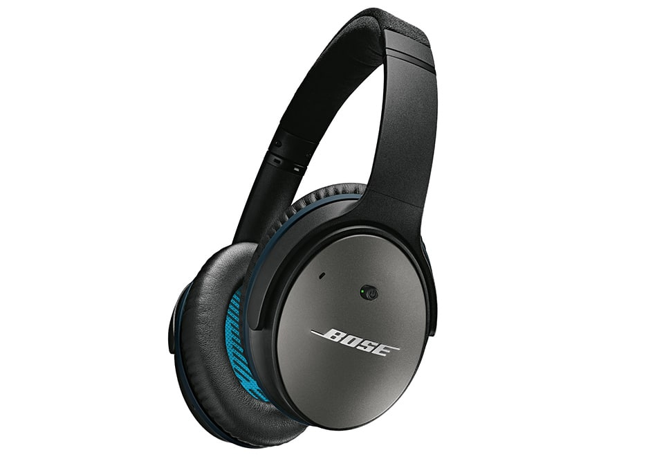 Bose QuietComfort 25 Acoustic Noise Cancelling Headphones 269.96 or 209 using Raise Gift Cards