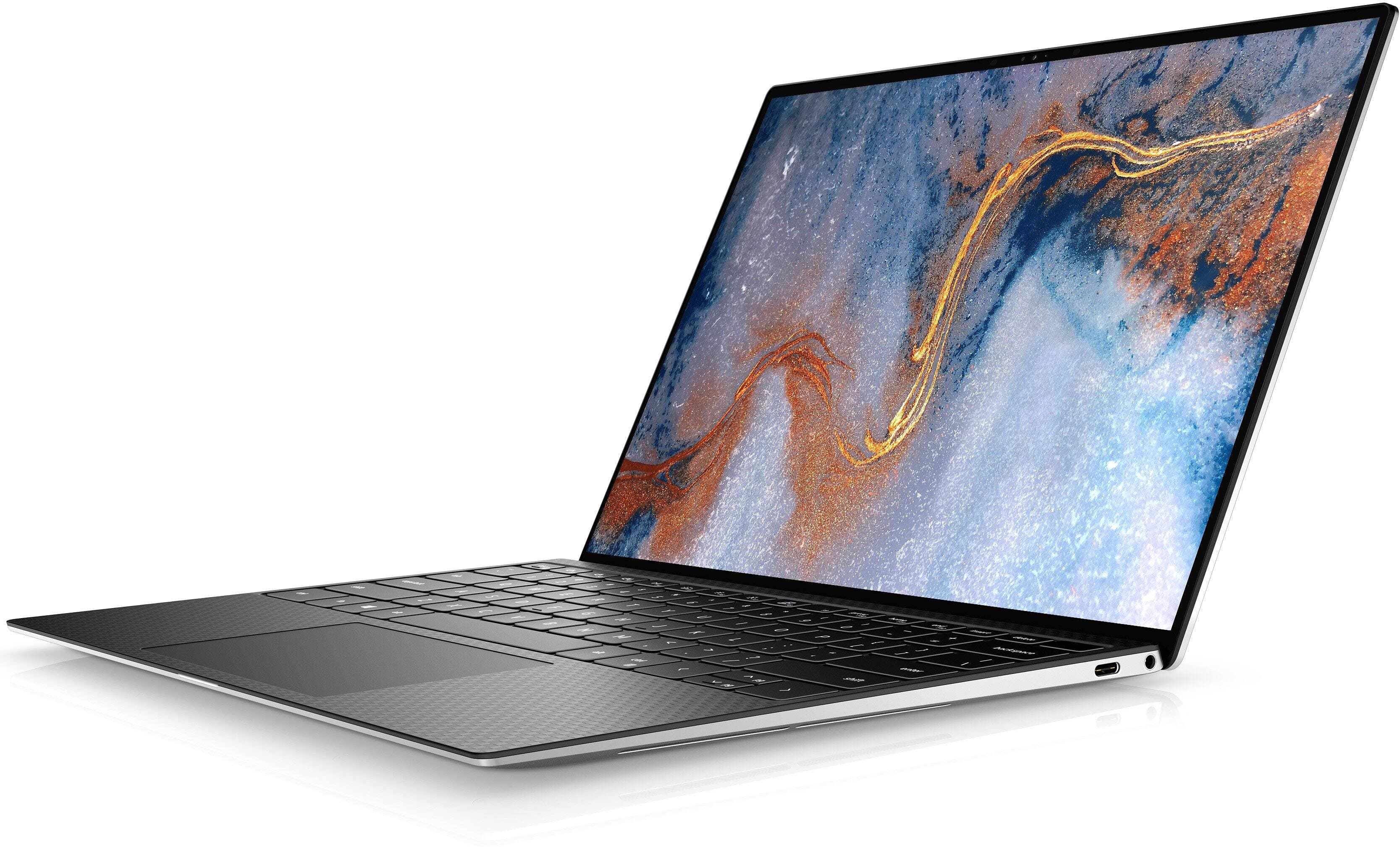 """Dell XPS 13 Touch Laptop: i7-1165G7, 8GB, 256GB SSD, 13.4"""" 1920x1200 & more $899 (or Less w/ Cashback) + free s/h @ Dell"""