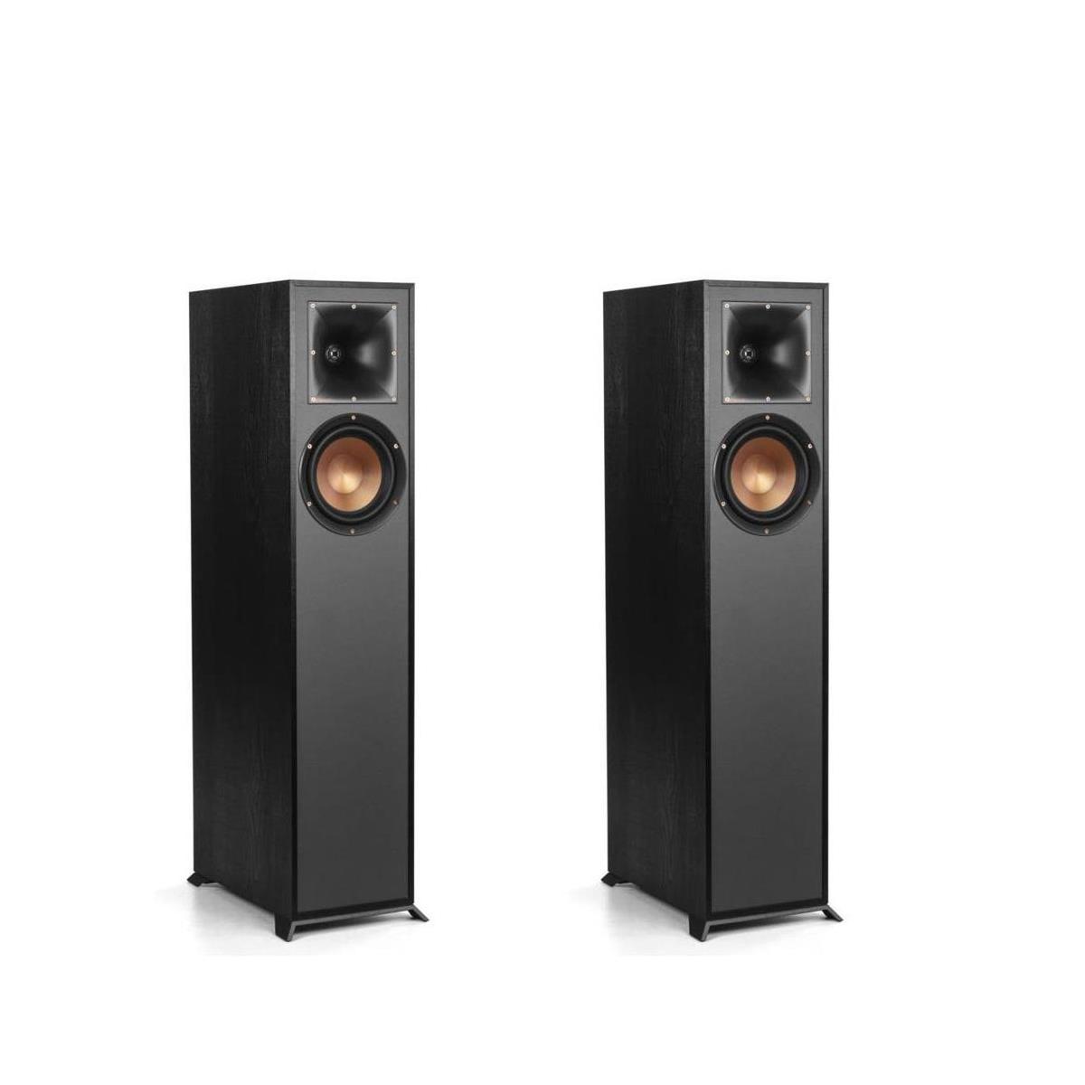 Klipsch R-610F Floorstanding Speakers (Pair) $229 + free s/h at Adorama