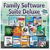 Family Software Suite Deluxe (DVD): Corel Office, DrawPlus X6, PagePlus X7 & More