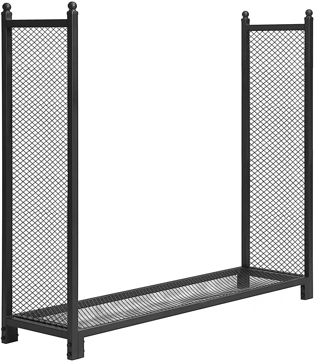 KINGSO 4Ft.Outdoor Firewood Rack $35 + free s/h at Amazon