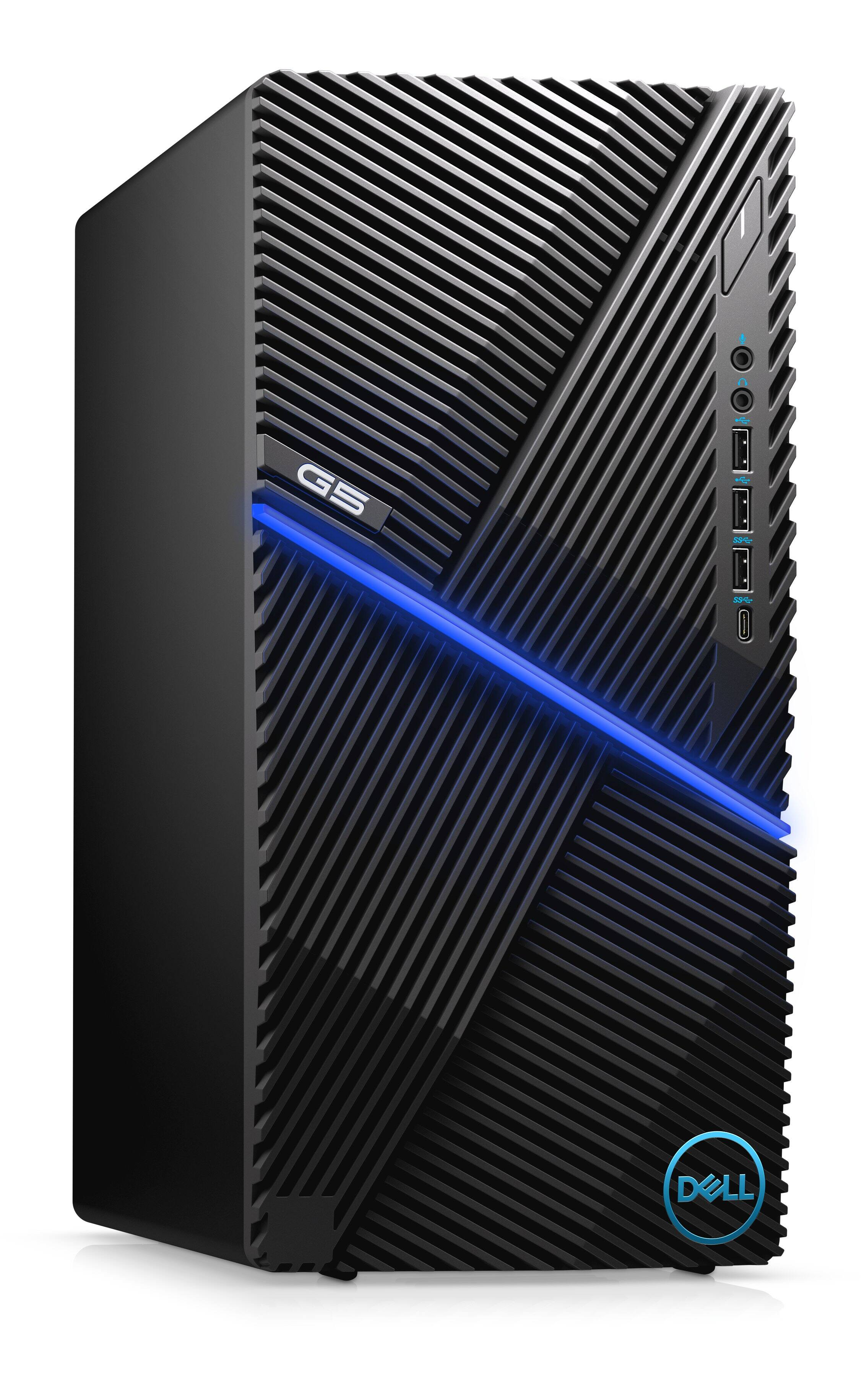 Dell G5 Desktop: i5-10400F, 8GB, 256GB SSD, GTX 1650 SUPER $580 + free s/h (Less w/ SD Cashback) at Dell