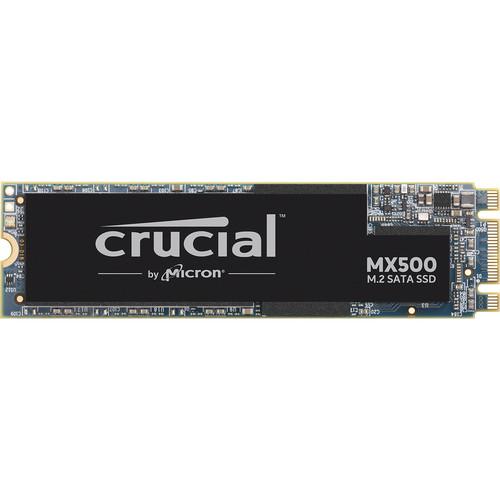 Crucial 1TB MX500 M.2 Internal SATA SSD $90 + free s/h at BH Photo