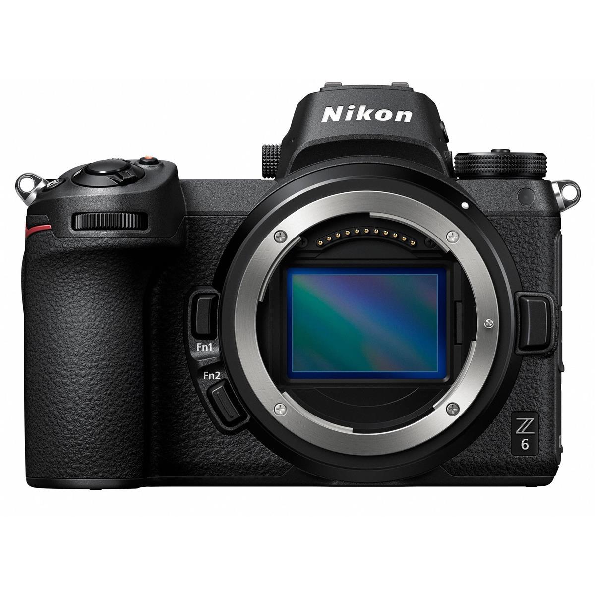 (Refurb) Nikon Camera's & Lenses: Z6 Body $1099. Z50 +16-50mm Lens $899, Z7 Body $2299, 16-80mm f/2.8-4E $699, 35mm f/1.8 S + free s/h at Adorama
