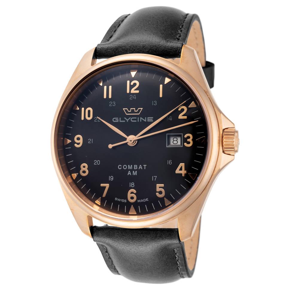 Glycine Combat 6 Classic Bronze Men's Automatic Watch $279 + free s/h at Ashford (less w/ SD Cashback)