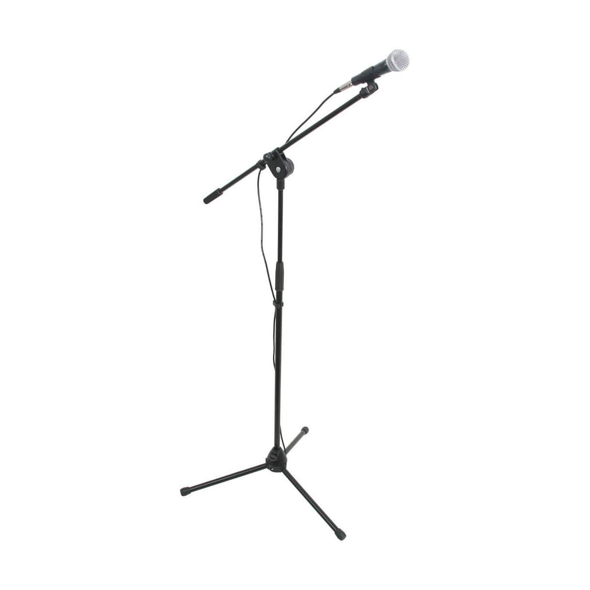 Galaxy Audio RT-66SXD Unidirectional Cardioid Dynamic Microphone and Stand Kit $20 + free s/h at Adorama