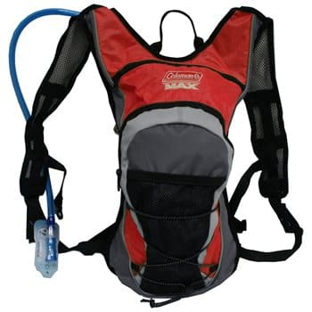Coleman Max 8L Lightweight Hydration Backpack (2l Capacity) $20 + Free shipping