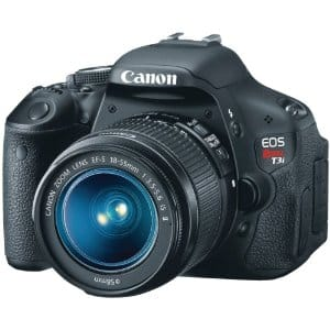 Canon EOS Digital Rebel T3i 18MP SLR Camera w/ 18-55mm Lens + 55-250mm IS Lens + Canon Pro 9000 Printer $693 After $400 Rebate + Free shipping