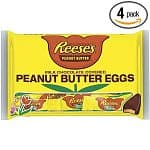 Candy Clearance: 45oz Reese's Easter Peanut Butter Eggs (Snack Size), $4.21, 51oz Reese's Easter Peanut Butter Eggs (Snack Size) $5.64, 15-pack of 3.75oz Whoppers Easter Mini Eggs