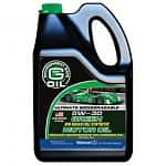 5qt. G-Oil Synthetic Motor Oil (5w-30)