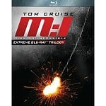 Mission Impossible Gift Set Collection: Blu-ray $18, DVD