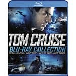 Tom Cruise Blu-ray Collection: Collateral, Days of Thunder, Minority Report, Top Gun & War of the Worlds