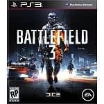 Battlefield 3 (PS3 or Xbox 360)