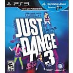 Just Dance 3: Katy Perry Edition (PS3, Xbox 360, or Wii)