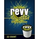 88Ct. Green Mountain Coffee Revv Plus K-Cups for Keurig Brewers