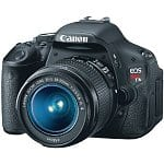 Canon EOS Digital Rebel T3i 18MP SLR Camera w/ 18-55mm Lens + 55-250mm IS Lens + Canon Pro 9000 Printer